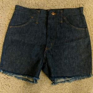 Vintage Wrangler cut of jeans 30